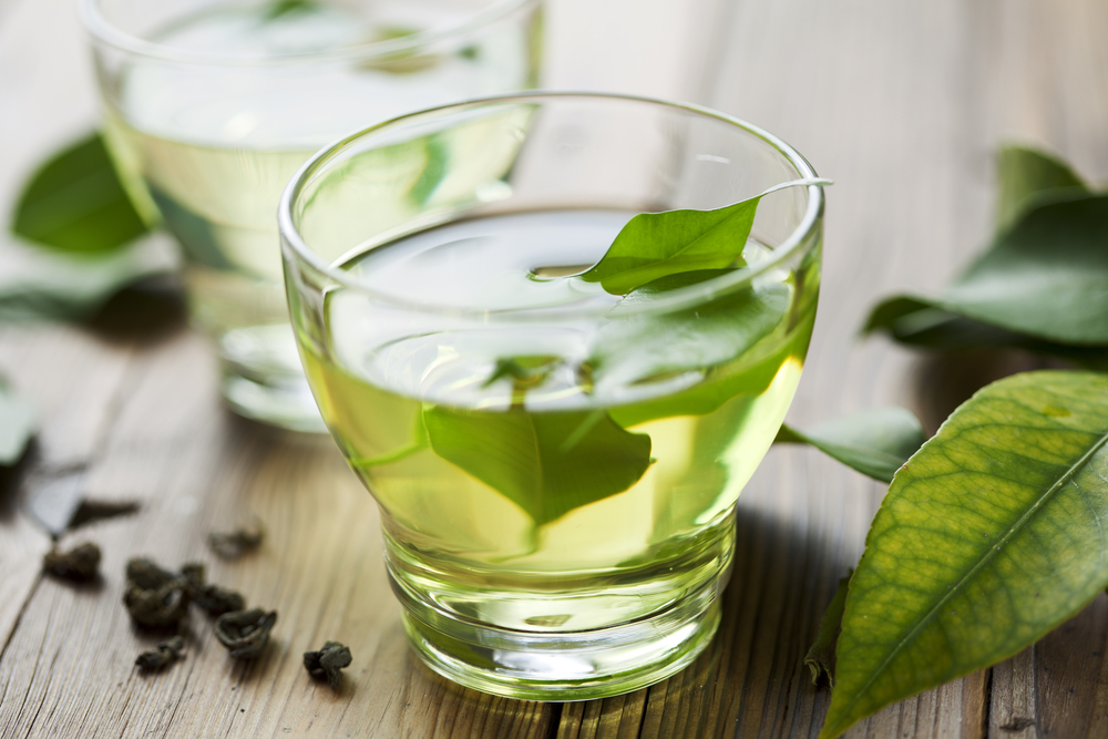 green tea lowers LDL cholesterol