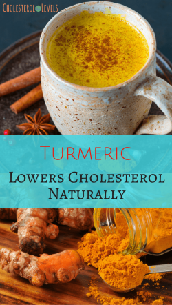 Turmeric Lowers Cholesterol Naturally