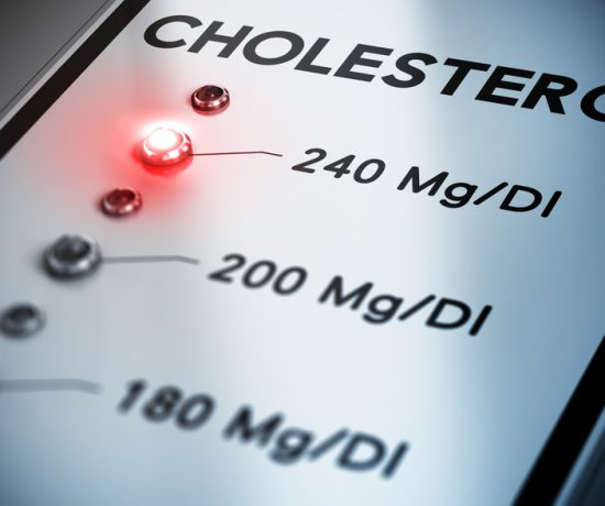 cholesterol levels range