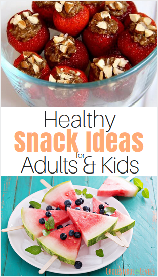 healthy snacks for clean eating