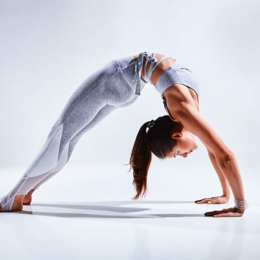 yoga moves for a strong core