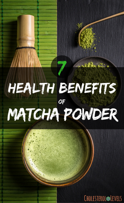 7 Health Benefits of Matcha powder