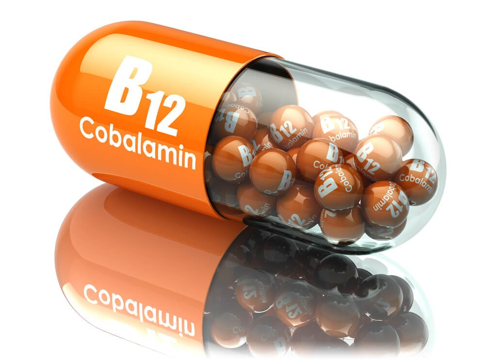 The benefits of vitamin B12