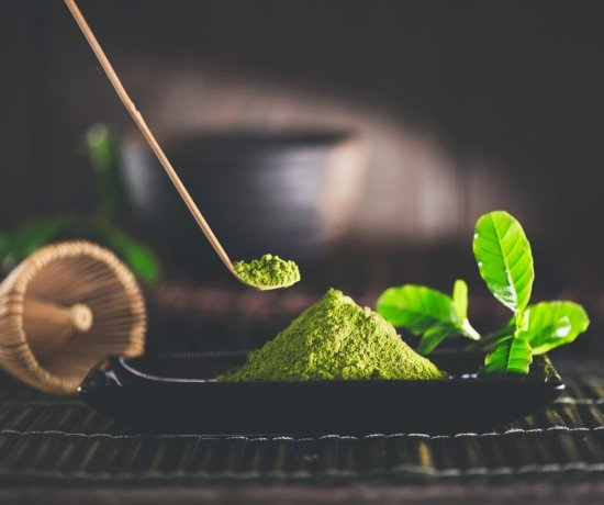 benefits of matcha powder