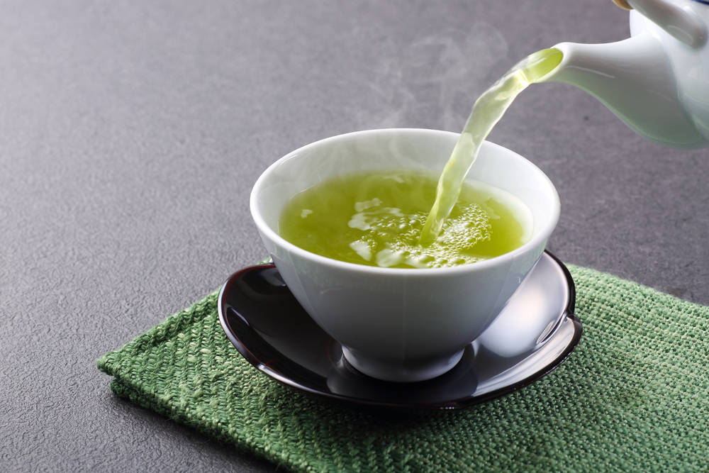 4 Health Benefits of Green Tea